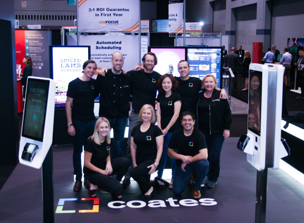 Coates x National Restaurant Association