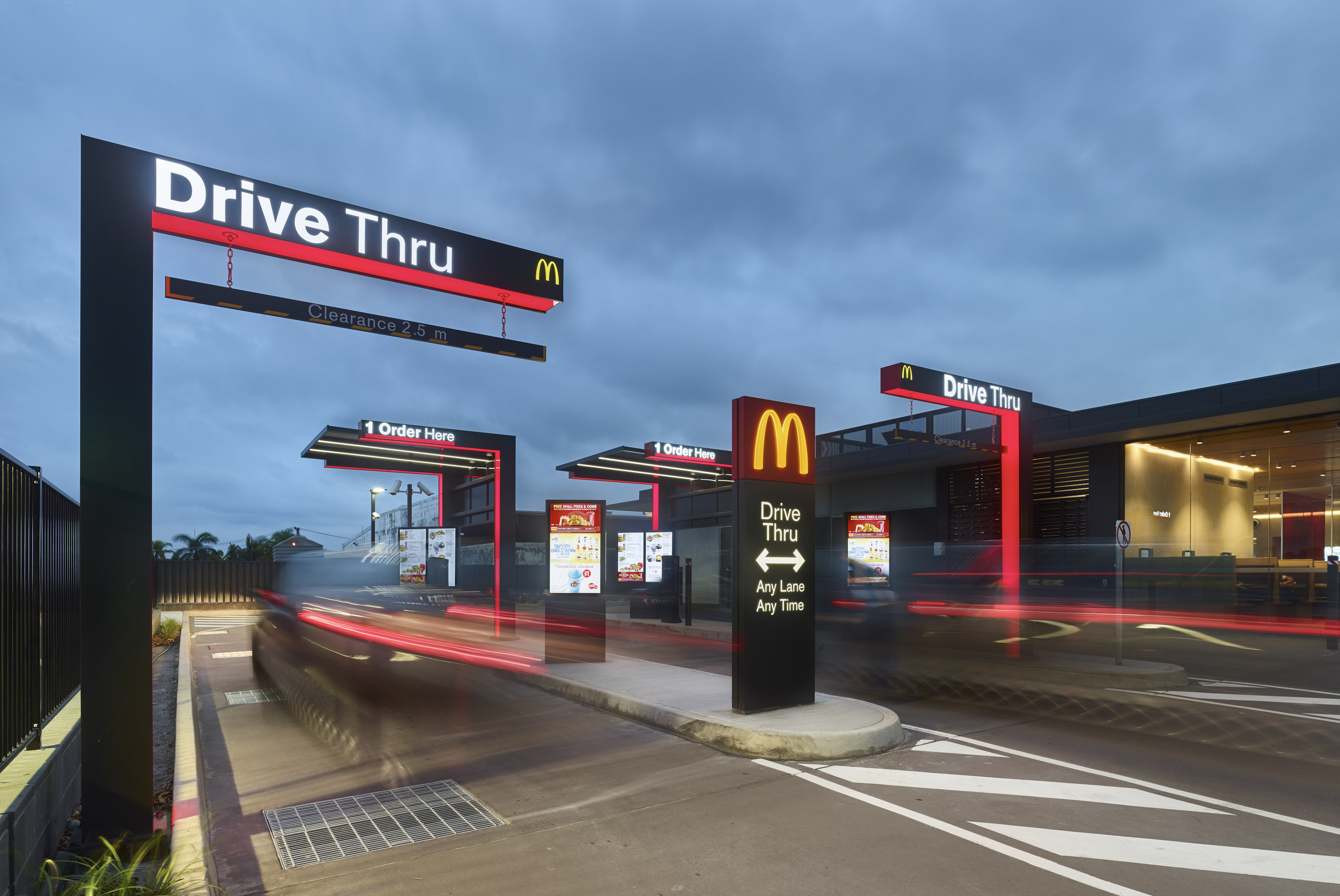 McDonald's Drive Thru AUS & NZ
