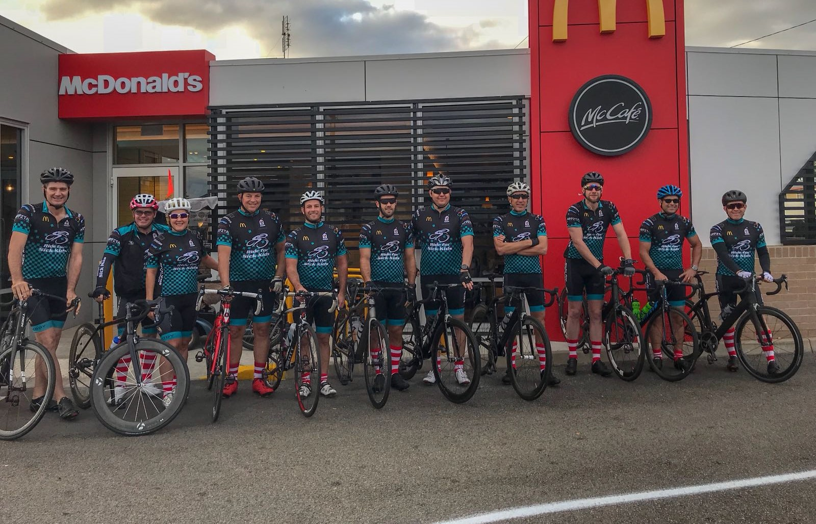 RMHC QLD Ride for Sick Kids 2018