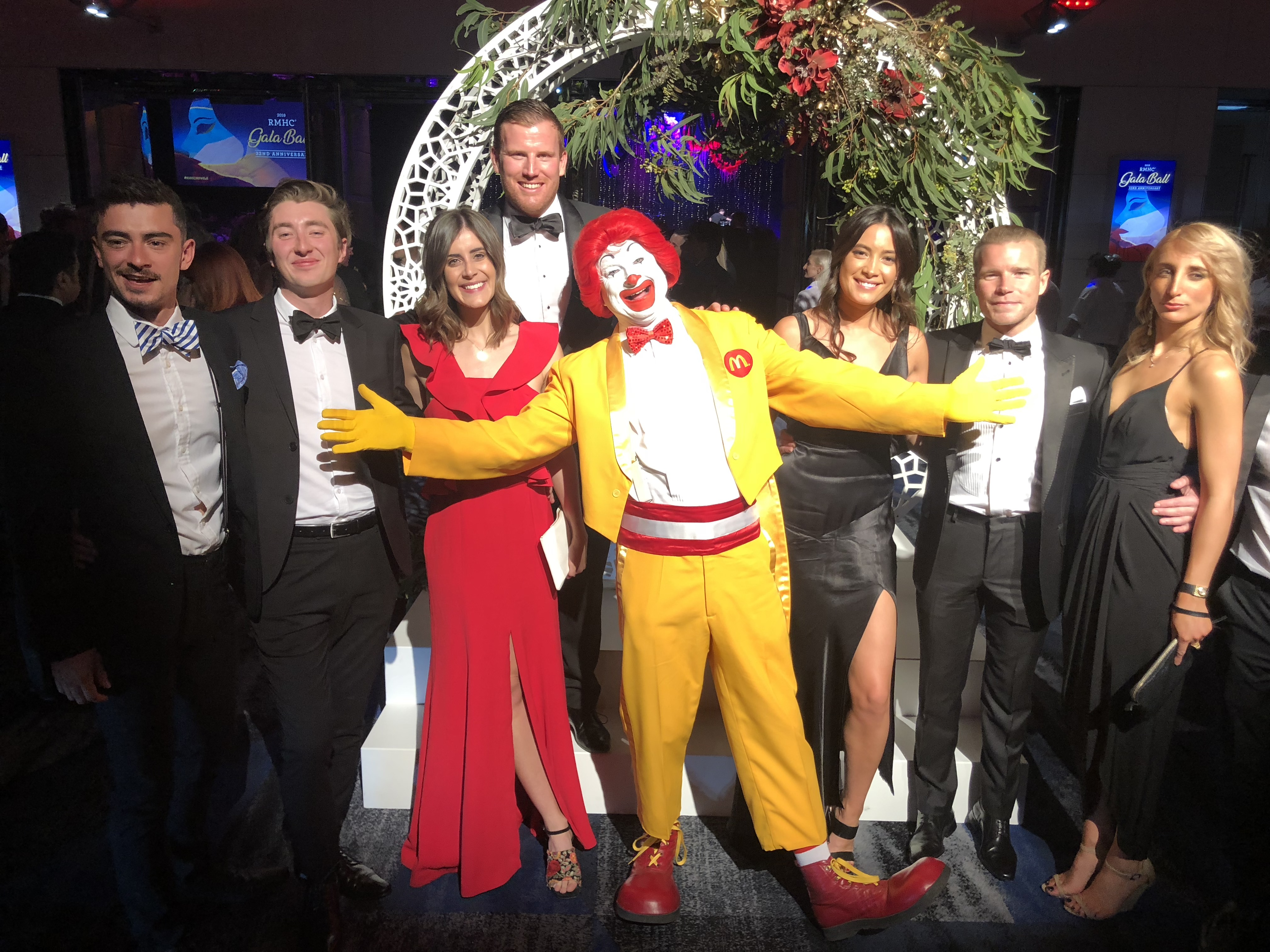 RMHC Events 2018