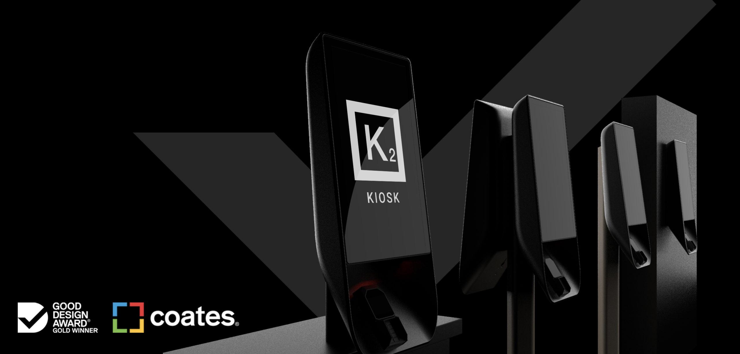 K2 Wins Good Design Awards Gold Accolade